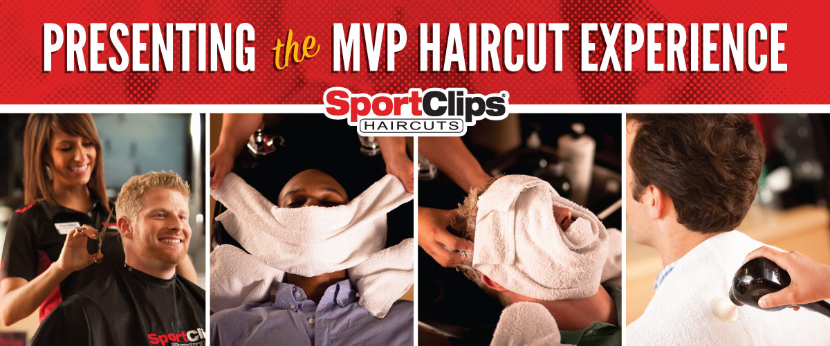 The Sport Clips Haircuts of La Vista at Southport MVP Haircut Experience